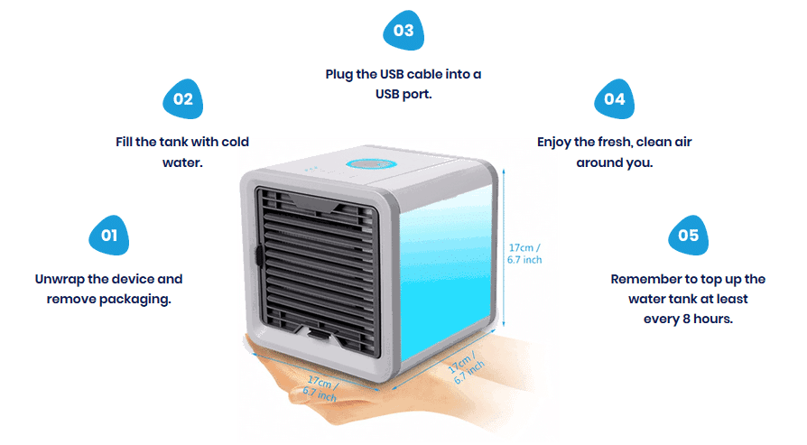 CoolAir Cooler Review