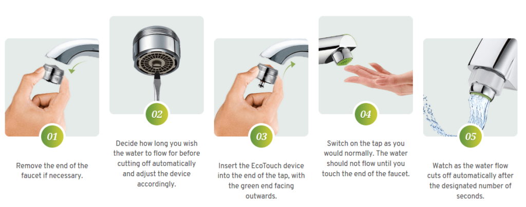EcoTouch Water Saver