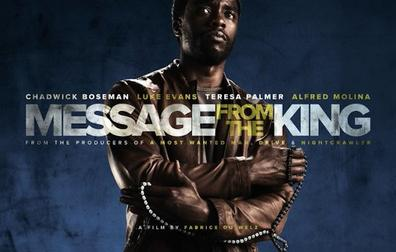 Chadwick Boseman Message from the King