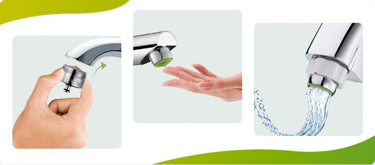 EcoTouch Tap Adapter