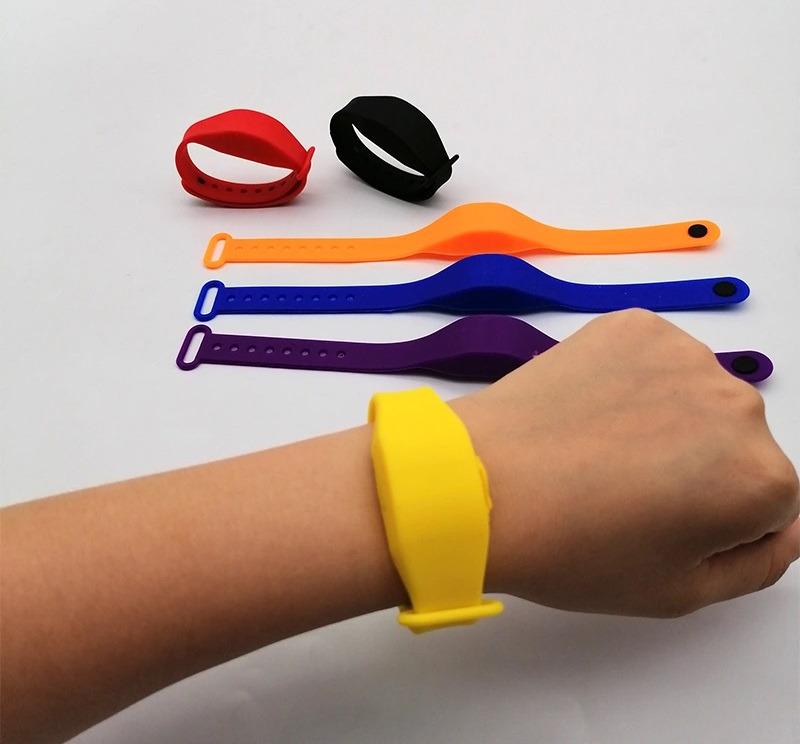 Handsan Wrist Sanitizer Band