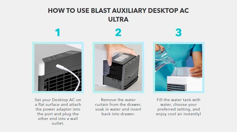 Blast Air Cooler Reviews